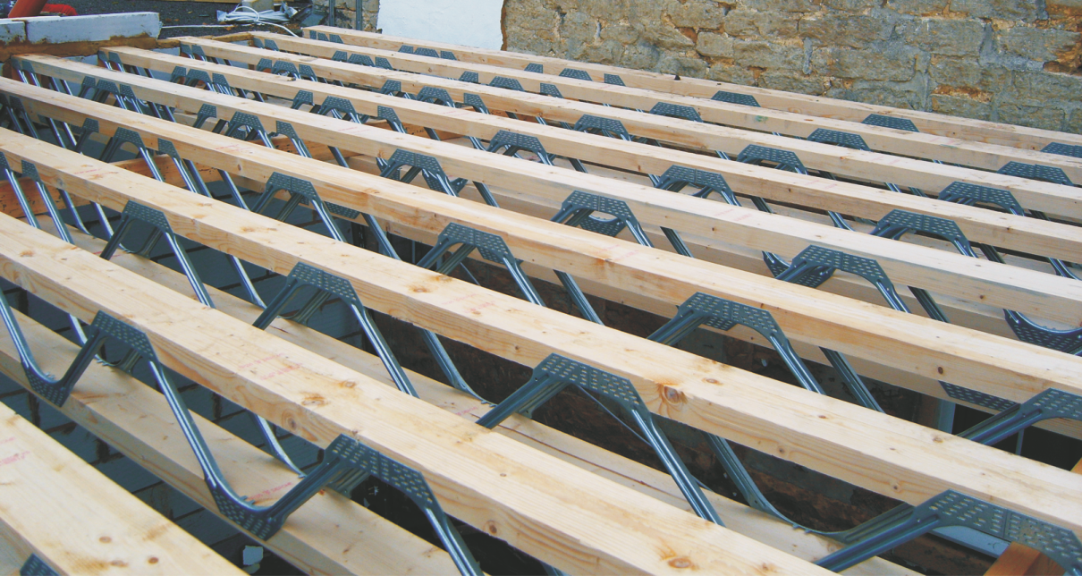 walkernene metal web floor joist
